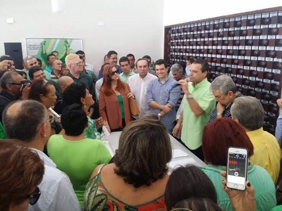 Walter Alves é eleito vice-presidente do PMDB no Rio Grande do Norte