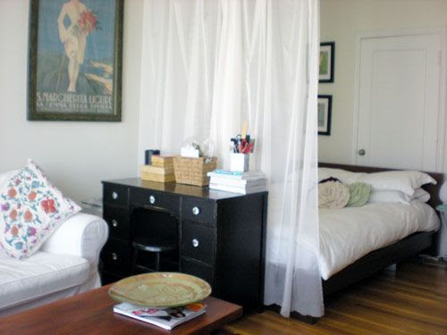 bedroom living room combo | Décor | Pinterest