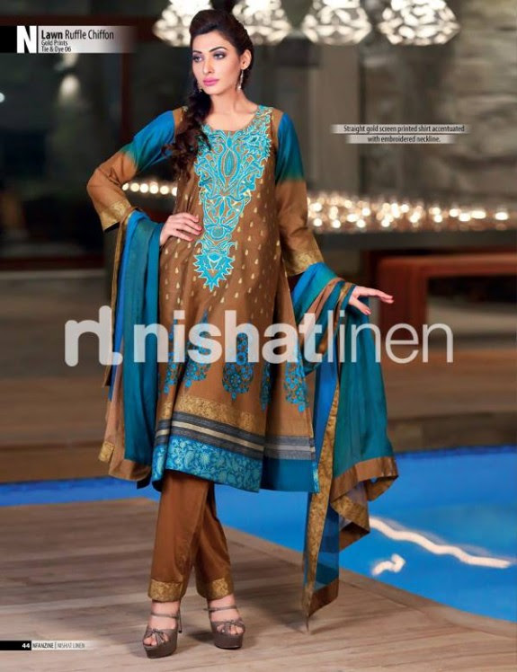 Nisha-New-Eid-Lawn-Summer-Lawn-Prints-Suits-Latest-Collection-2013-by-Nishat-Linen-5