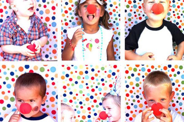 Resultado de imagen de ideas photocall infantil