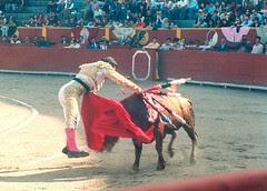 Juan Belda en Acho