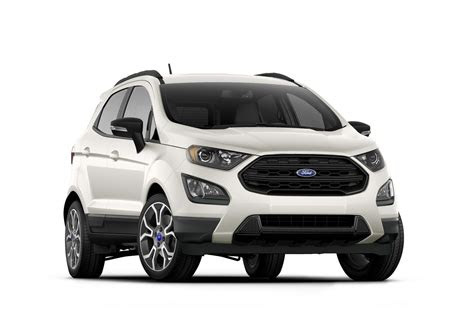 ford ecosport ses compact suv model details specs