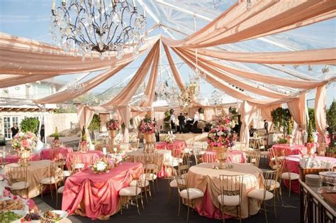 Wedding & Party Tent Decoration Ideas   venues   Pinterest