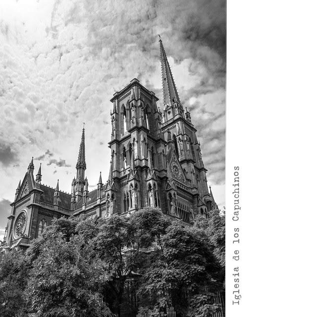 La Iglesia de los Capuchinos