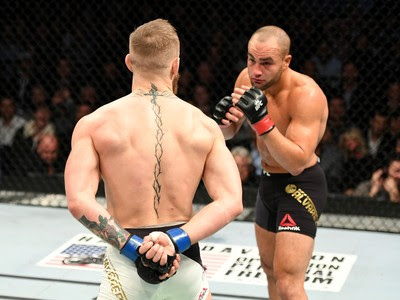 Conor McGregor Eddie Alvarez UFC 205 (Foto: Getty Images)