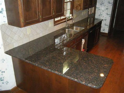 tan brown granite countertops     rialto beige