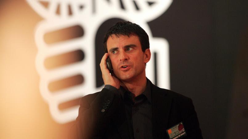 Manuel Valls est resté maire d'Évry pendant onze ans.