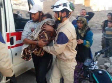 Atentado deixa dezenas de mortos na Síria