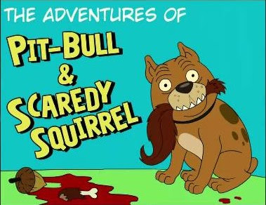 File:Futurama Yo Leela Leela The Adventures of Pit-Bull & Scaredy Squirrel.jpg