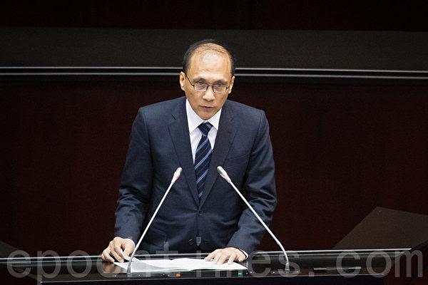林全提出六大施政新目标,主要聚焦推动改革及稳固两岸关系。(陈柏州/大纪元)