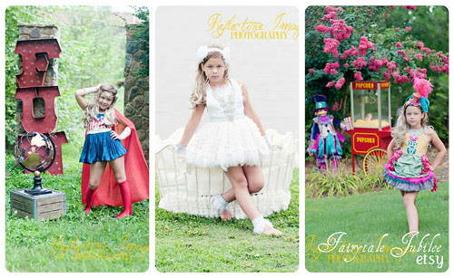 Fairytale Jubilee Collage