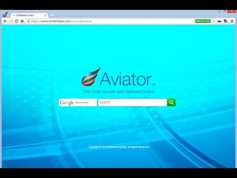 Aviator Browser best online privacy protecter