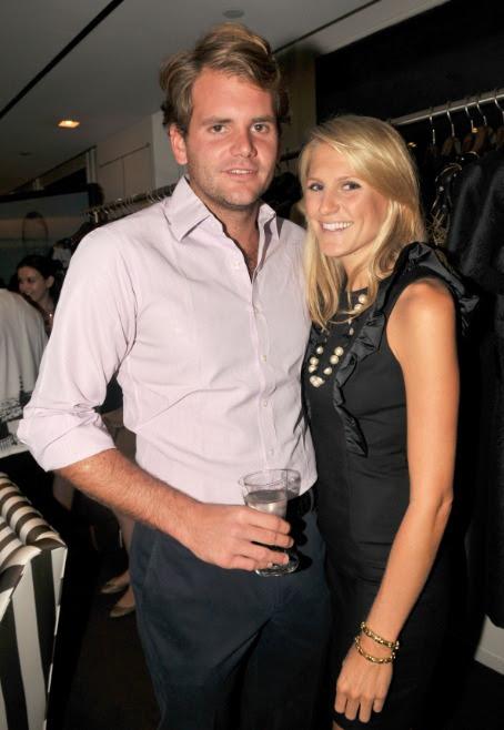 Winston Lapham and Hayley Bloomingdale