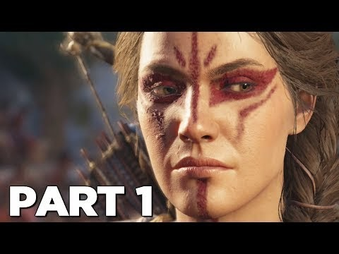 Gameplay ASSASSIN'S CREED ODYSSEY Walkthrough Part 1 (SHADOW HERITAGE)