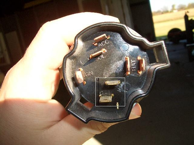 Chevy Truck Ignition Switch Wiring