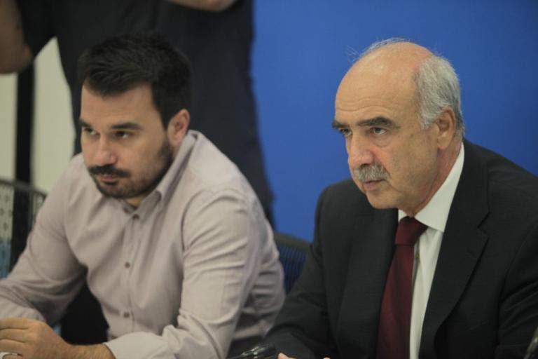 Πολιτικό μανιφέστο Μεϊμαράκη για το ιδεολογικό συνέδριο της ΝΔ – Κοινή εμφάνιση με Παπαμιμίκο | Newsit.gr