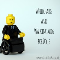 Wheelchairs and Walking Aids for Dolls