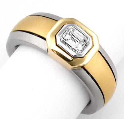 Foto 1, Neu! Sensationsarbeit Traum-Diamantring Luxus Portofrei, S8181