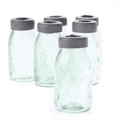Small Glass Mason Jar Light Covers   Lighting   Christmas