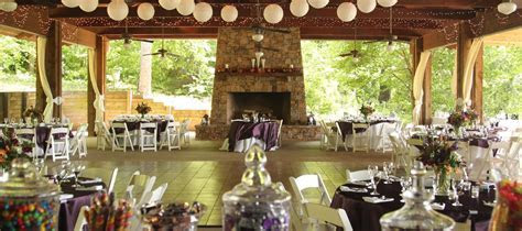 Brasstown Valley Wedding Venues in Georgia Sunset Pavilion