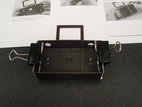 building the camera (2)