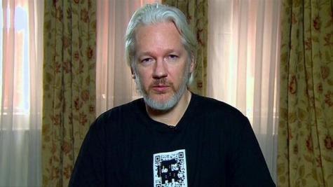 Julián Assange. Foto: Telesur