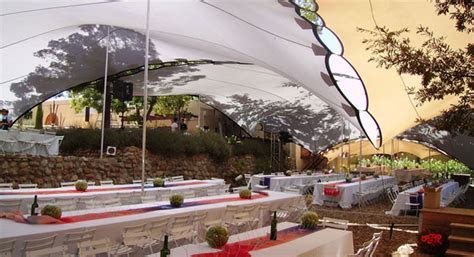 Inspiring Stretch Tent Décor Ideas for Weddings and Parties