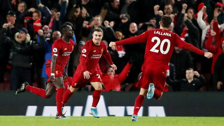 Hasil Liga Inggris Boxing Day Leicester City Vs Liverpool 0 4 Bola Tempo Co
