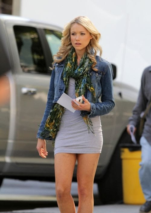 Bodycon dress with denim jacket and pants fashion quotes