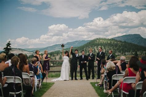 Unique Vancouver and Kelowna Wedding Venues // Ceremony