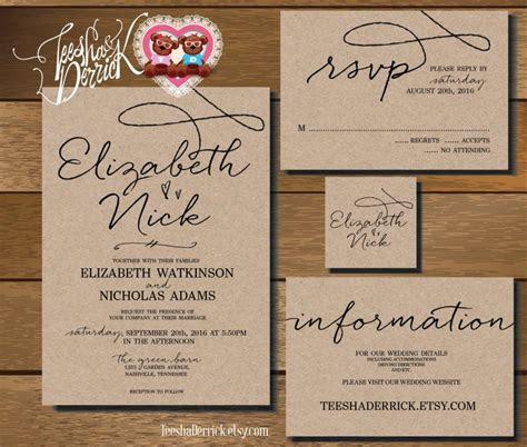 Printable Wedding Rsvp Cards   Wedding Ideas