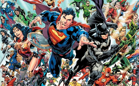 How Many Comics Are On Dc Universe