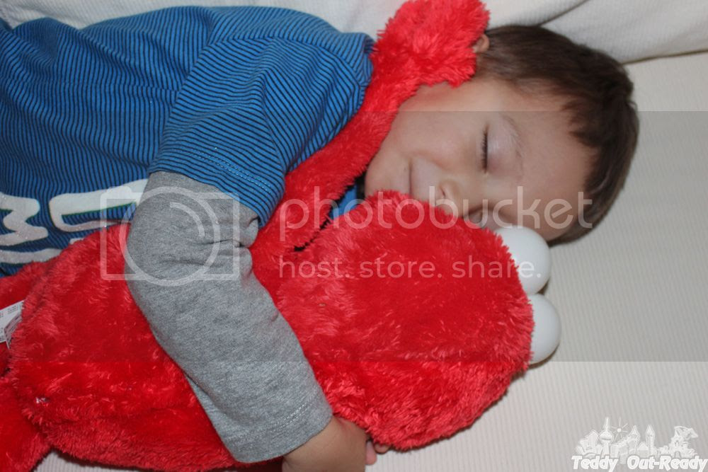 Big Hugs Elmo Sleep
