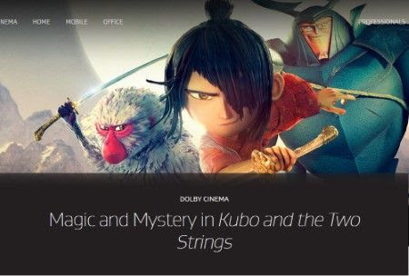 Travis Knight Talks Kubo and the Two Strings first stop-motion film with Dolby Technology