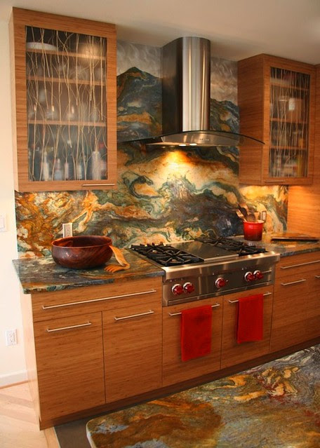 8 Backsplash