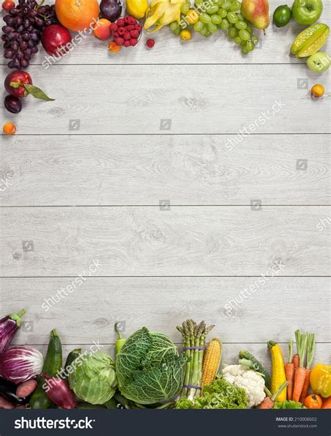 Healthy Eating Background Studio Photography Different