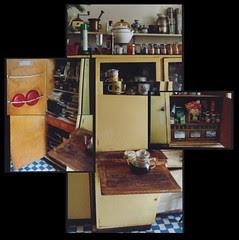 Prague cupboard