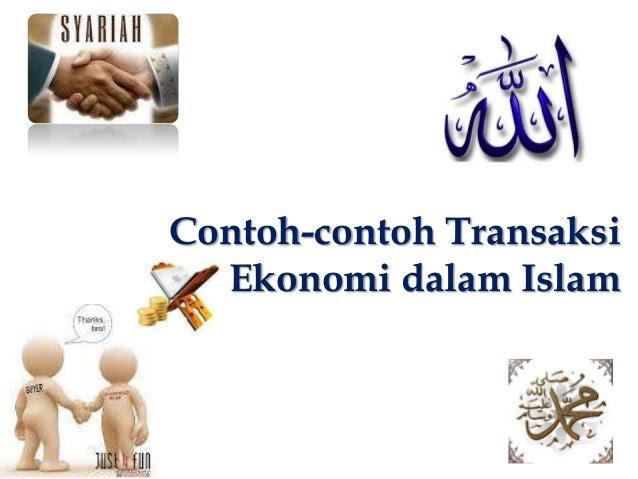 Contoh Essay Ekonomi Islam Brottrune