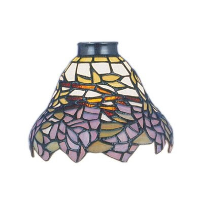 Creative Specialties by Moen Waterhill Bathroom Glass Shade | Wayfair