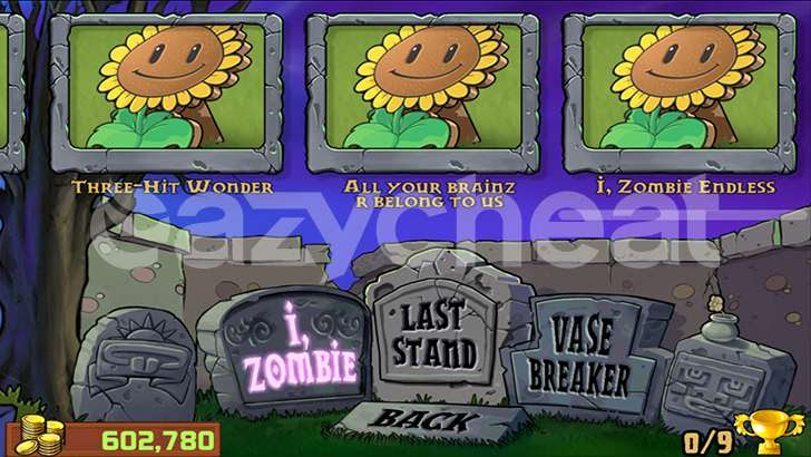 Plants vs. Zombies FREE Unlimited Coins All Game Mode Unlocked