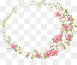 Floral Frame PNG & Floral Frame Transparent Clipart Free