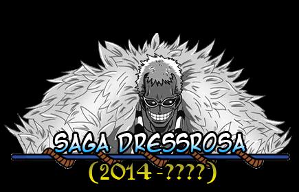 One Piece - Saga Dressrosa