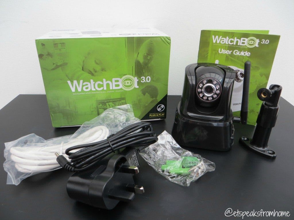 Watchbot 3.0 - What