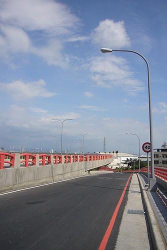 台中特三號道路(向上路4~5段附近)
