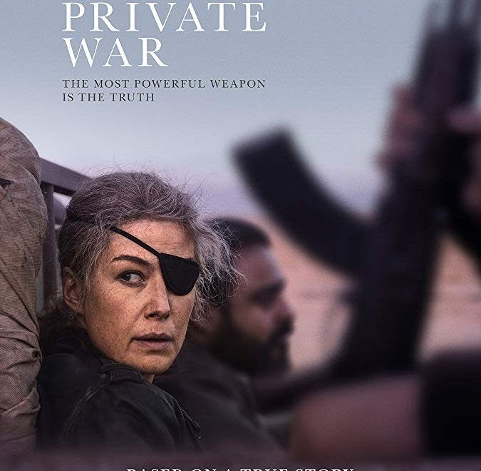 FULL MOVIE: A PRIVATE WAR (2018) MP4