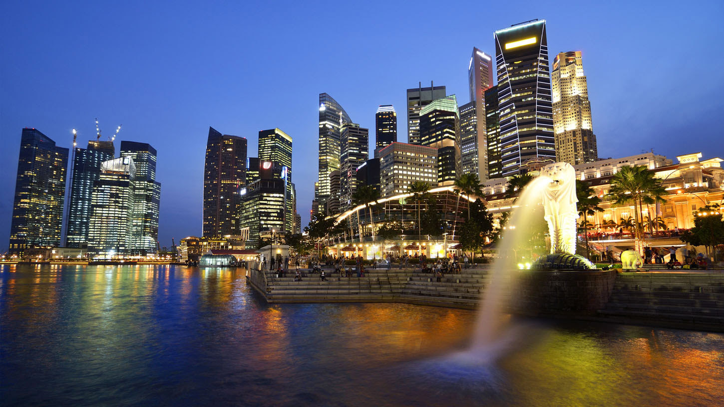 Top 10 Singapore Hotels from CA101  Expediaca