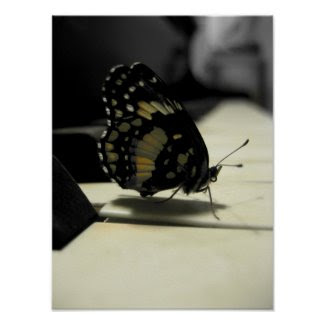 Butterfly Kisses Print