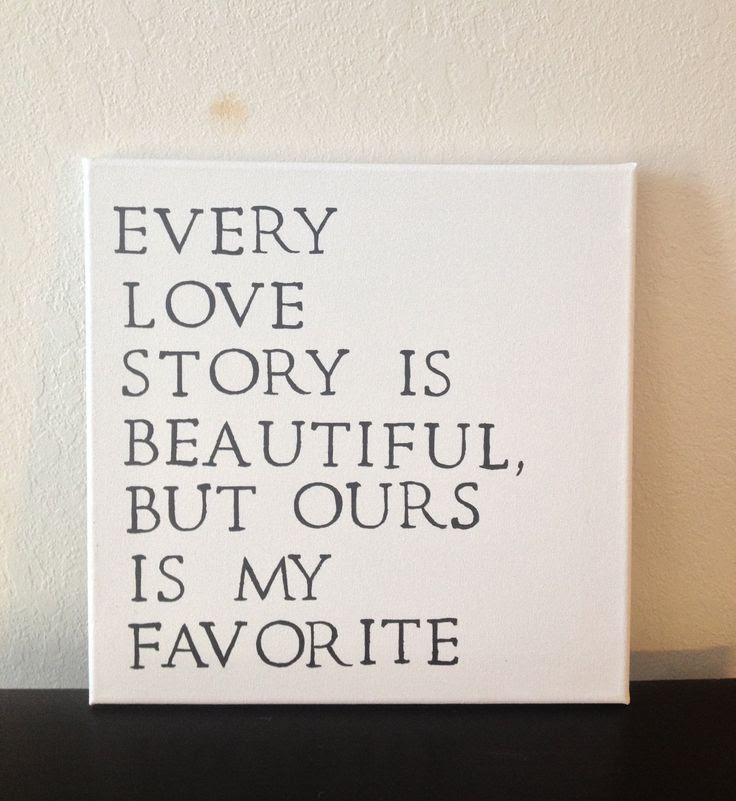 Our Love Story Is My Favorite Quote Jpeg Box Download Your