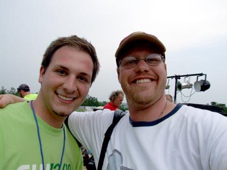Ben Sumner and Sean Claes
