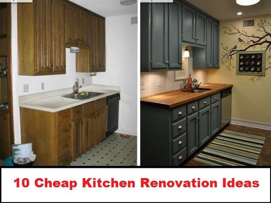 10 Kitchen Renovation Tips